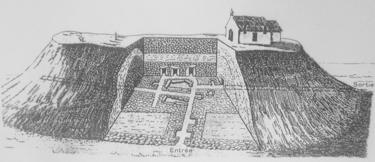 132_Plan_du_tumulus_Saint-Michel