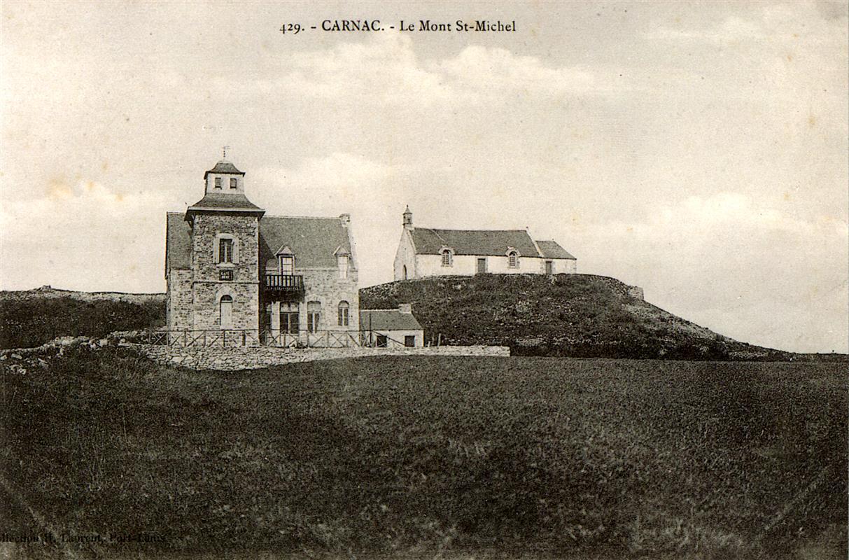 Tumulus 1900
