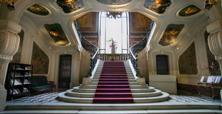 Escalier Le Marois